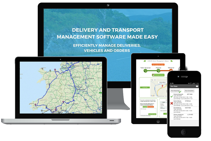 RCPL- logistics software